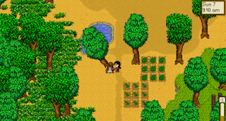 Stardew Valley ( Game indie Sperti Harvest Moon )