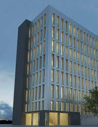 Dimensionnement d'un bâtiment B+6