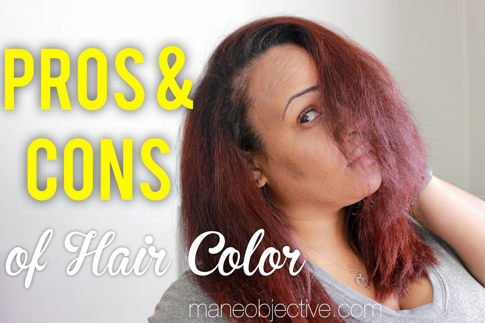 The Mane Objective: Thinking About Coloring Your Natural Hair? Weigh ...