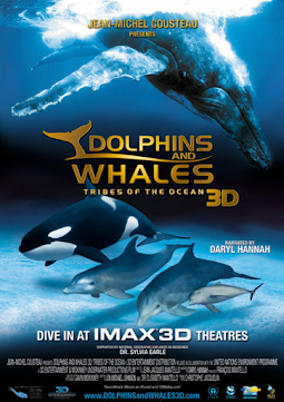 Dolphins and Whales 3D: Tribe of the oceans (2008) Bluray Subtitle Indonesia