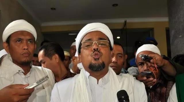 Habib Rizieq Dipanggil Penyidik untuk Jadi Saksi Kasus Ahok di Bareskrim Hari Ini