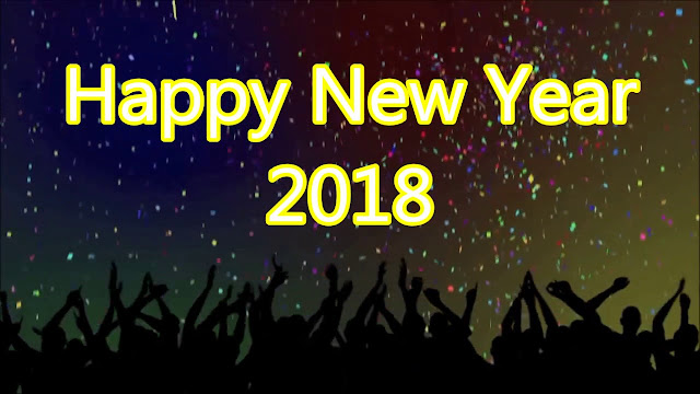 Happy New Year 2018 Wishes Message & HD Images