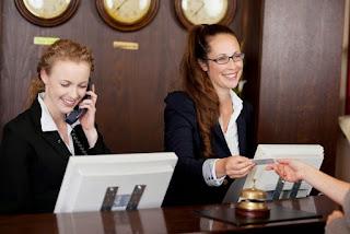Recrutement d'un(e) Réceptionniste pour un Hôtel - casablanca