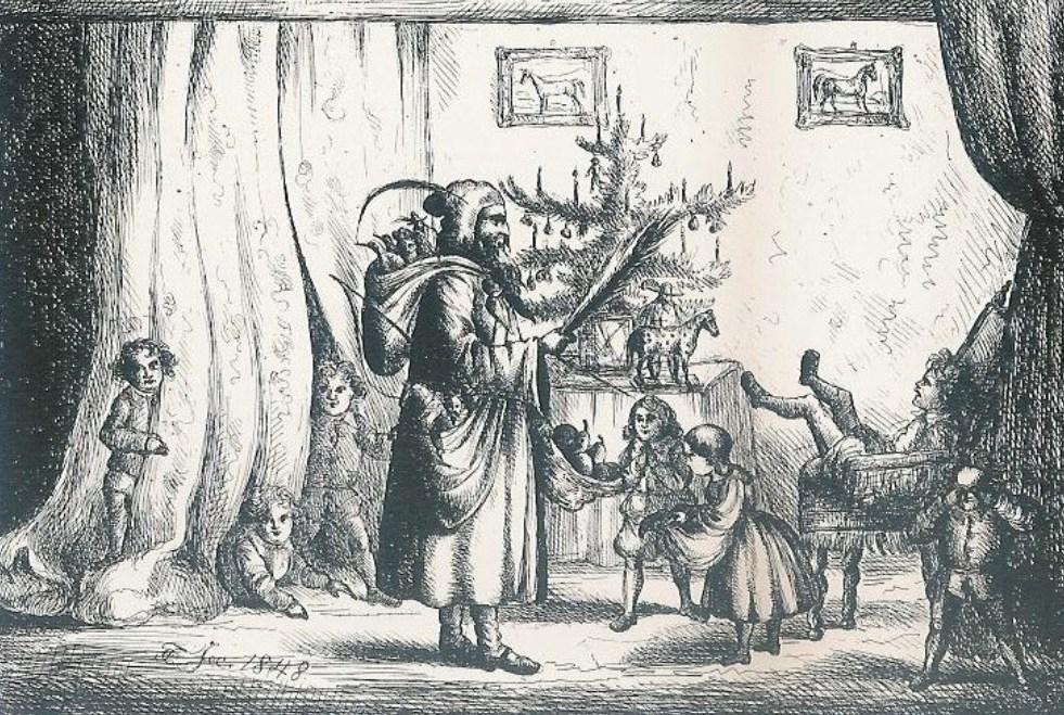 planet portugal wie der weihnachtsbaum nach portugal kam. Black Bedroom Furniture Sets. Home Design Ideas
