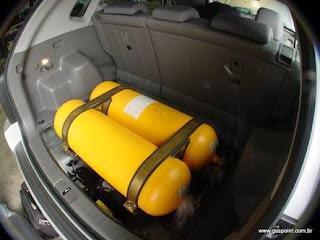 PBGás garante fornecimento de GNV nos postos de combustívei