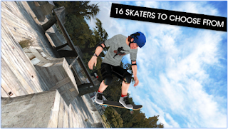 Game Skateboard Party 3 Greg Lutzka V1.0.5 MOD APK + DATA ( Unlimited )