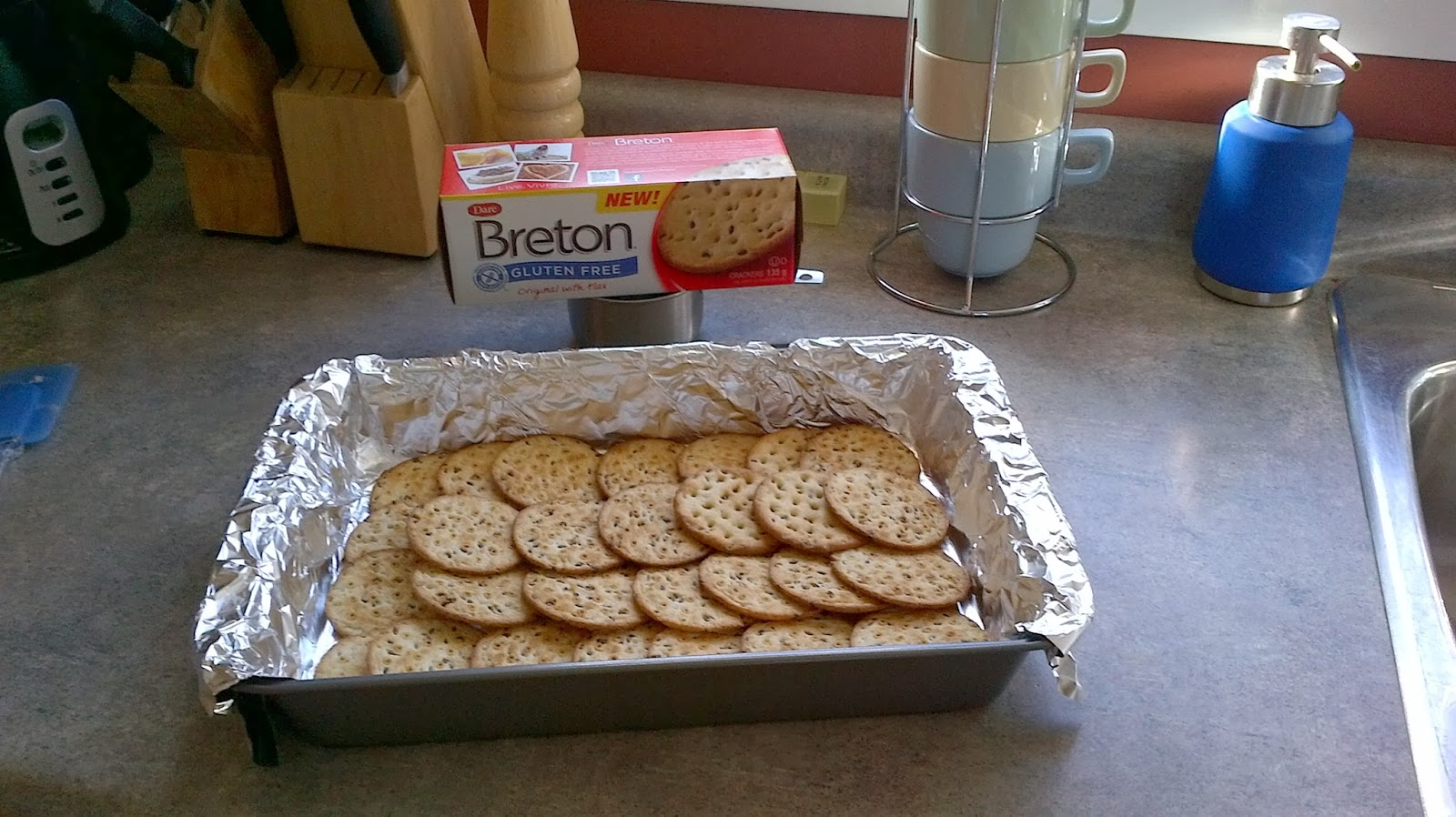 Breton Brittle For The Christmas Holidays