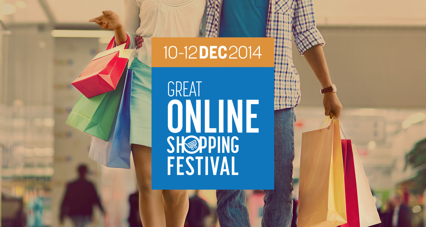Great Online Shopping Festival : GOSF 2014