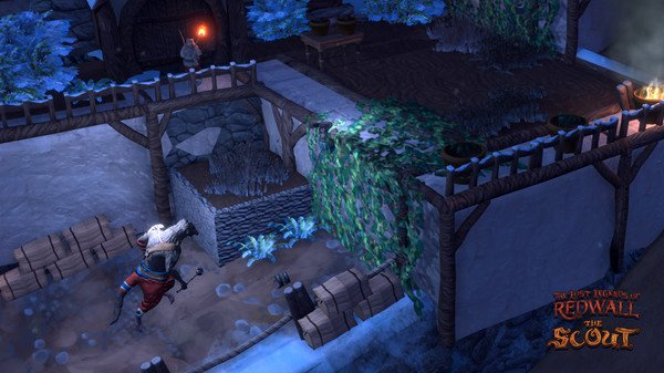 The Lost Legends of Redwall The Scout PC Full