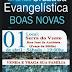 Cruzada Boas Novas neste sábado no Serra dos Ventos em Belo Jardim, PE