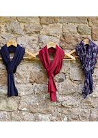 Bella jersey scarf