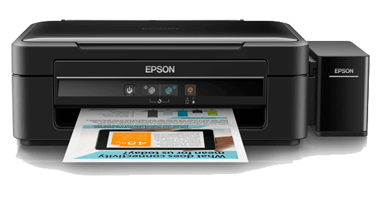 Install Driver Epson L360