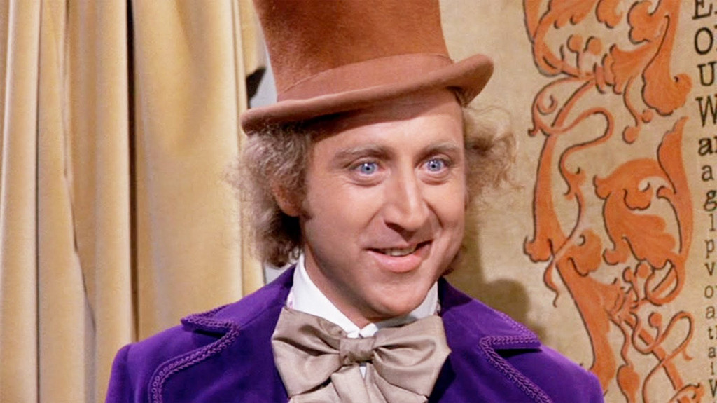 Avengers In Time: 1971, Film: Willy Wonka & The Chocolate ...