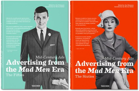 The Mad men era - Film noir - Taschen