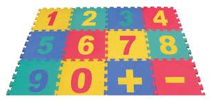Toxic Foam Play Mats and Puzzles (formamide, recalls, better