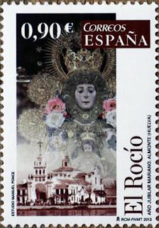 AÑO JUBILAR MARIANO. ALMONTE HUELVA, EL ROCÍO