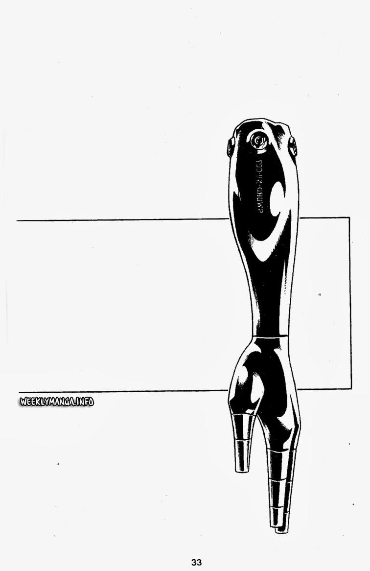 Shaman King [Vua pháp thuật] chap 210 trang 22