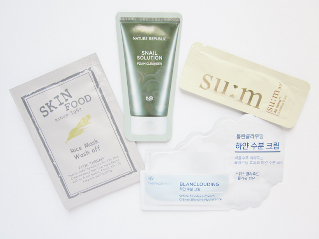 Korean Beauty Haul