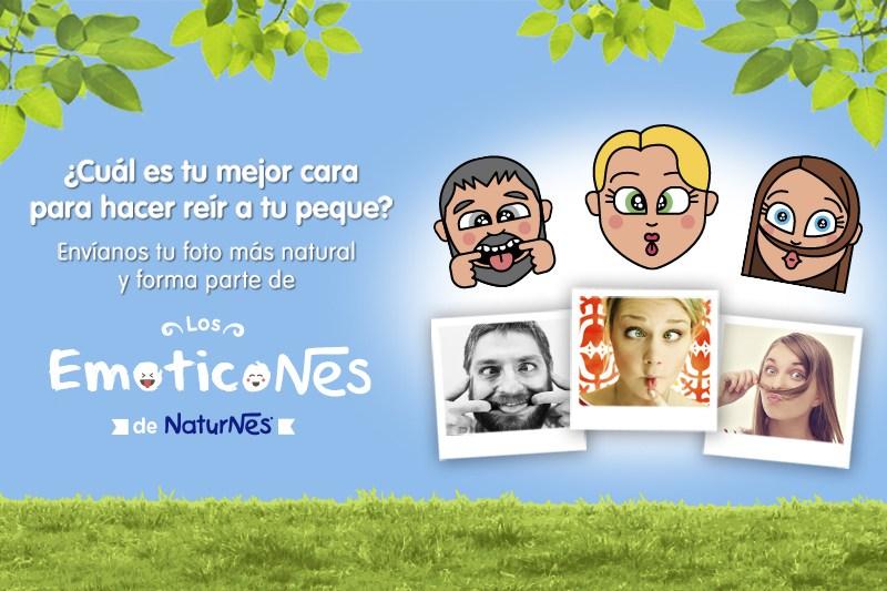 Participa en los EmoticoNes de Nestle Naturnes