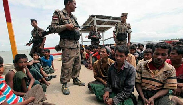 75-returned-to-Rohingyas-two-brokers-detaine