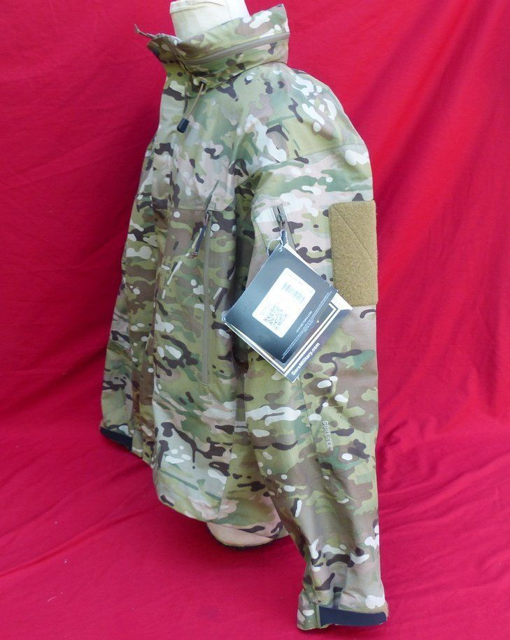 79f68b43b0d The Alpha is highly compressible and can pack easily for quick, effective  protection in nasty weather.