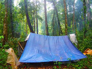 Camping in Myanmar