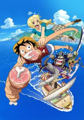 One Piece: Romance Dawn Story  01/01   Ova   Mega 