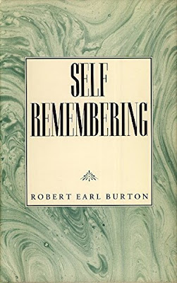 Fellowship of Friends cult leader Robert Earl Burton's first edition of Self Remembering