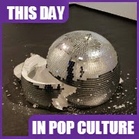 "The infamous ""Disco Demolition"" was held on July 12, 1979."