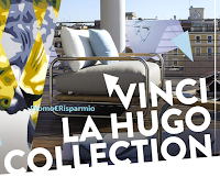 Logo Vinci gratis divano e poltrona Hugo Collection di UnoPiù