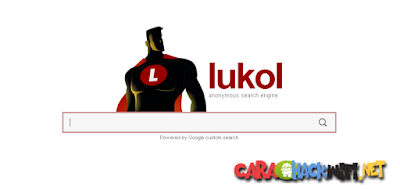 Lukol - Anonymous Search Engine