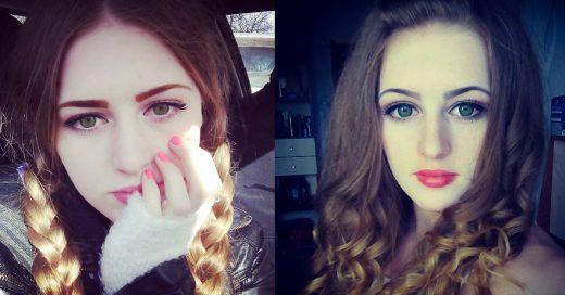 Julia Vins, una rusa con cara de ángel y el cuerpo de Hulk