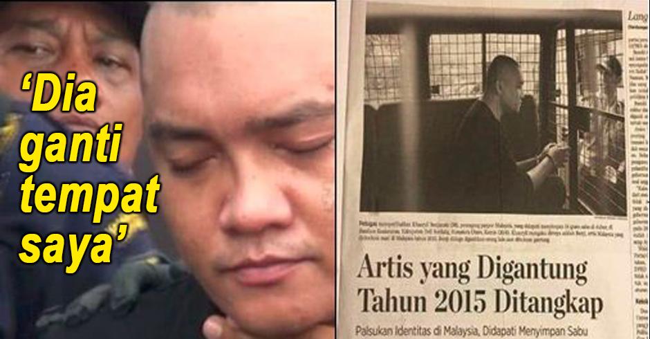 TERBONGKAR Akhirnya, Benjy Terpaksa Jujur Dedah Rahsianya Lepas Dari Hukuman Gantung Pada Tahun 2015