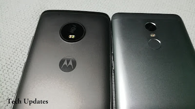 Moto G5 Plus vs Xiaomi Redmi Note 4 Camera Comparison