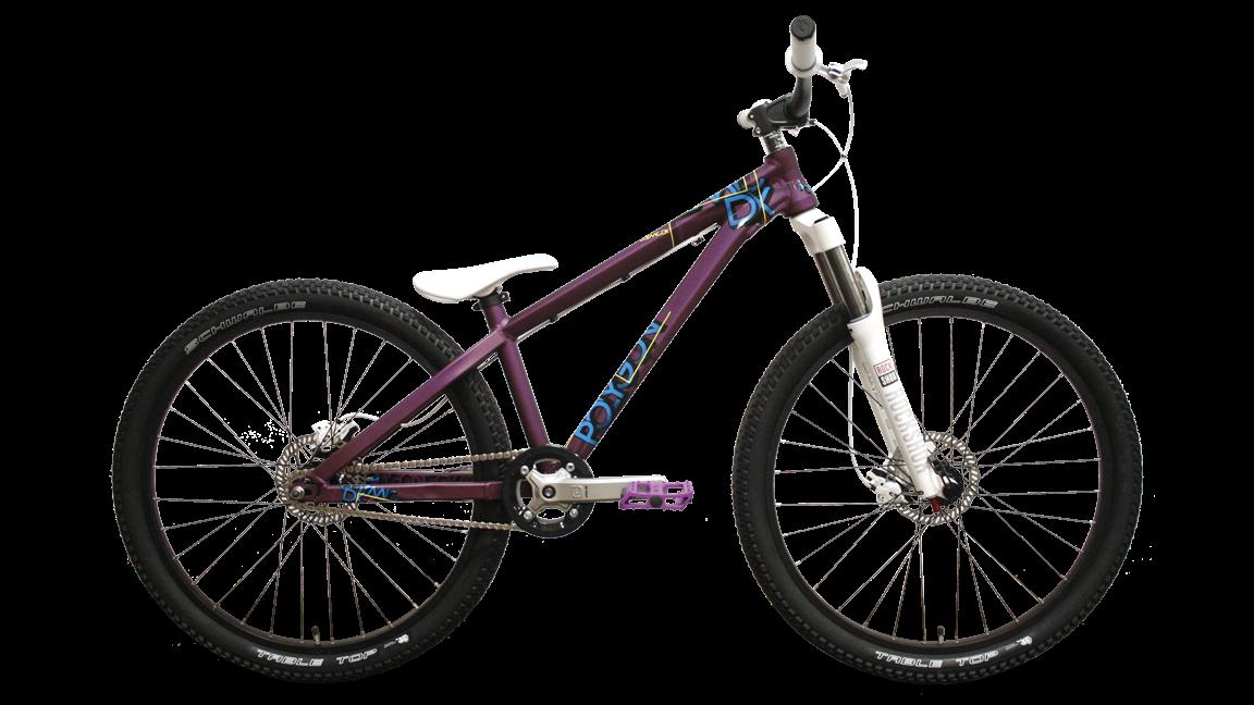Spesifikasi Dan Harga Sepeda Dirt Jump / DJ Polygon Cozmic
