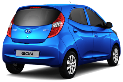 Hyundai EON right side view