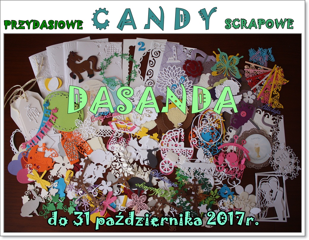 Candy, do 31.10