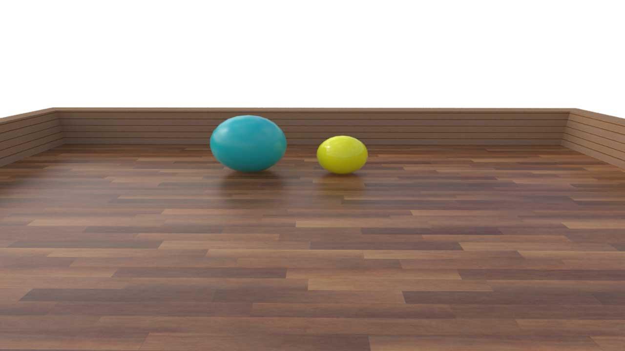 membuat lantai mengkilap di vray sketchup
