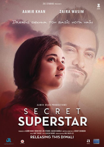 Secret Superstar 2017 Hindi