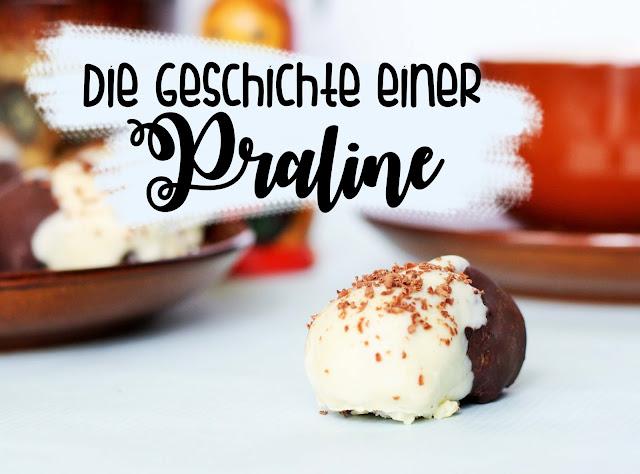 Rezept - Schokoladenpralinen mit Rosinen und Mandeln - Some Joys