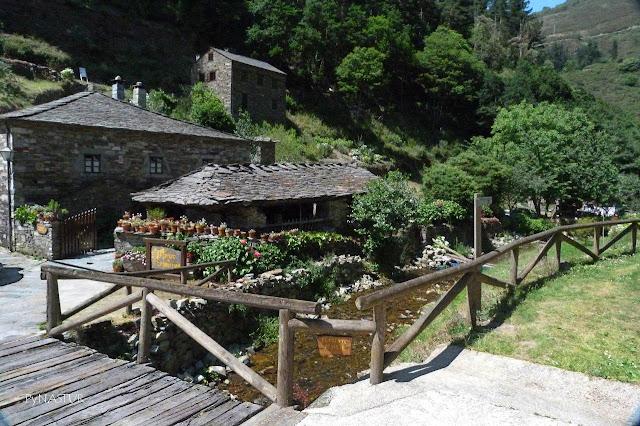 Aldea de As Veigas - Reserva de La Biosfera