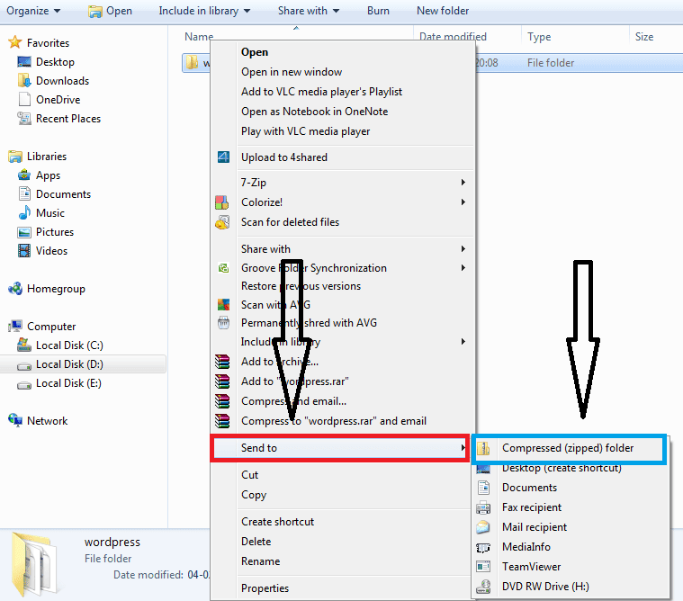 How to compress a folder to a smaller size Download + License Key