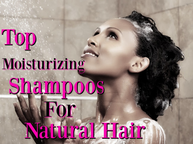 The best of the best moisturizing shampoos for your natural strands