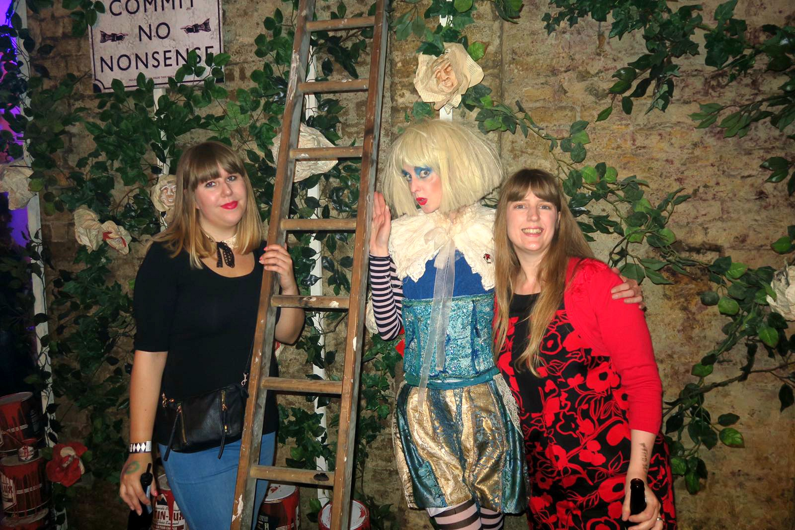 Formidable Joy | Formidable Joy Blog | Lifestyle | Alice's Adventures Underground | Alice In Wonderland | London | The Vaults