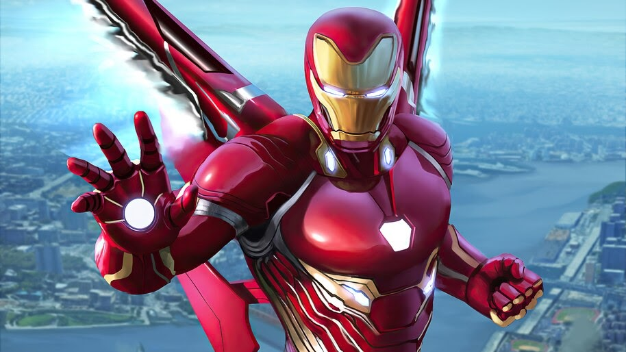 Iron Man, Marvel, Superhero, 4K, #6.2092