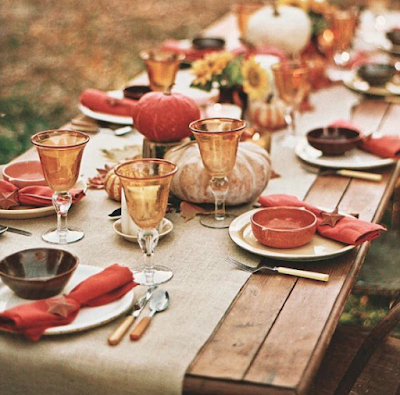 How to Create the Perfect Thanksgiving Table Scape for a Beautiful Holiday Experience