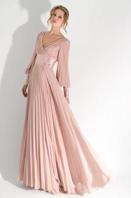 Vestidos elegantes largos