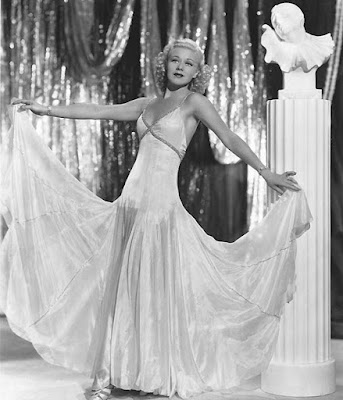 Swing Time 1936 Ginger Rogers Image 1