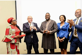 "WELLS CARLTON HOTEL HONOURED WITH ""JUMIA TRAVELS HOTEL OF THE YEAR"" AWARD"
