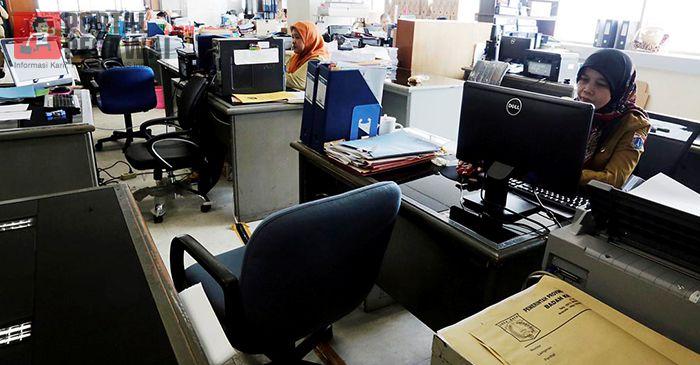Rencana Kementerian PAN-RB, PNS tetap Masuk Sabtu Minggu Hanya Untuk Instansi Ini